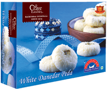 WHITE DANEDAR PEDA