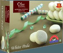 WHITE PEDA